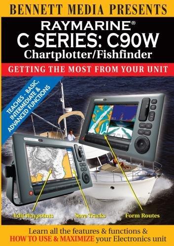 Raymarine C Series: C90W CHARTPLOTTER / FISHFINDER Fishfinder Instructional Dvd