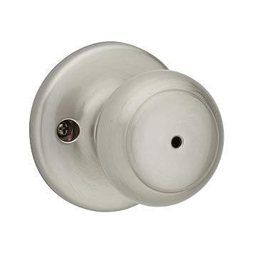 bedroom door knobs. Cove Privacy Door Knob Finish  Satin Nickel Bedroom