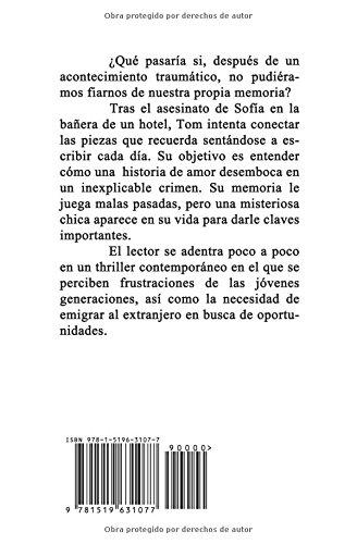 Punto Ciego: Todos tenemos algo que no queremos ver (Spanish Edition): S. Barberá: 9781519631077: Amazon.com: Books