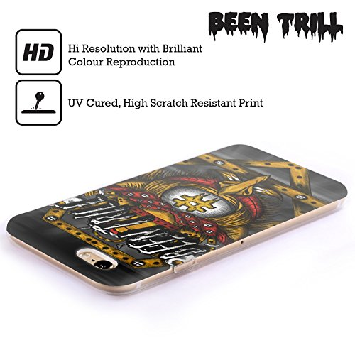 Official Been Trill Steam Punk Mixed Soft Gel Case for Apple iPhone 5 / 5s / SE