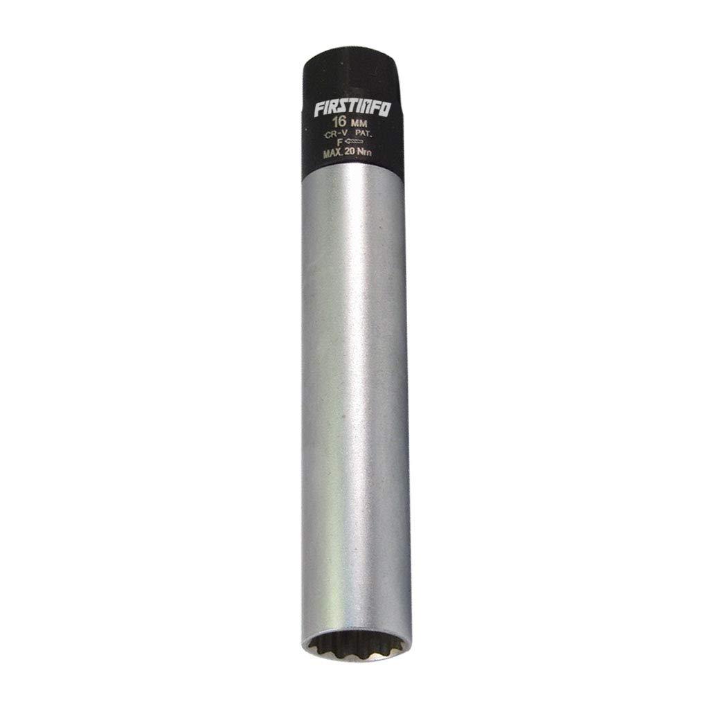 Right Force Fasten Spark Plug Torque Limited Socket FIRSTINFO 16mm Dr