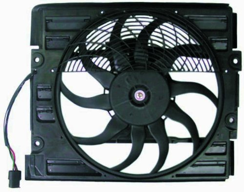 Depo 344-55010-200 Condensor Fan Assembly