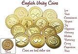 Gold English Unity Coins Arras%2C Weddin