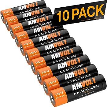Amazon.com: Energizer HighTech Battery Alkaline LR6 1.5V
