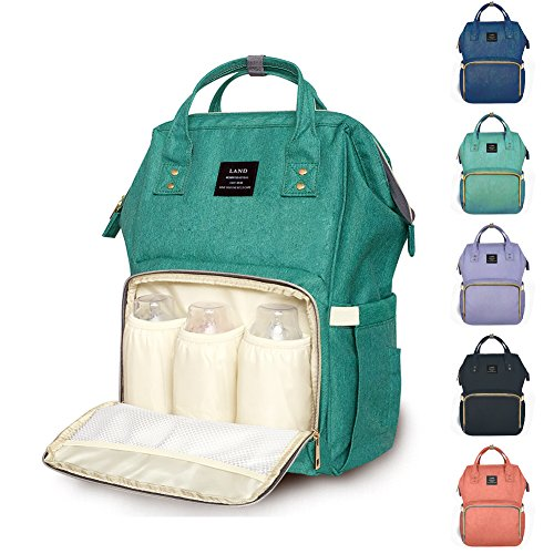 galleon diaper backpack large capacity baby bag multi function travel backpack nappy bags. Black Bedroom Furniture Sets. Home Design Ideas
