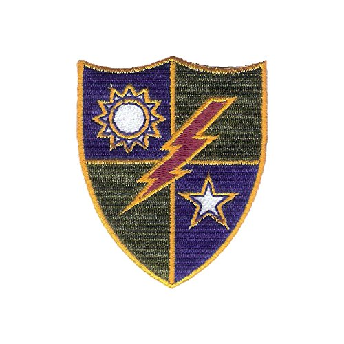 Military Patch Dui Design - 1