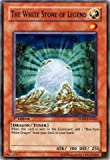 Yu-Gi-Oh! - The White Stone of Legend (DPKB-EN022) - Duelist Pack: Kaiba - 1st Edition - Super Rare