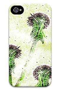 Online Designs Dandelion yellow background PC Hard new For Case Iphone 6Plus 5.5inch Cover