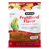 ZuPreem ZP81100 Fruitblend Small Keet Food, 10-Pound