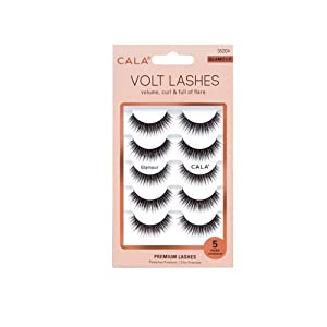 Light So Shine Volt Lashes volume, curl & full of flare 5 pairs (Gramour)