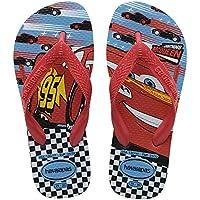 Sandália Kids Cars, Havaianas, Meninos