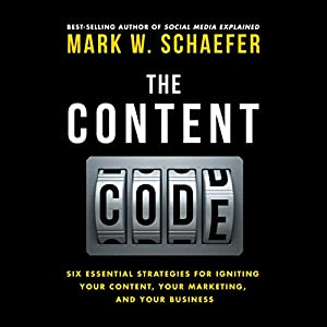 The Content Code Audiobook