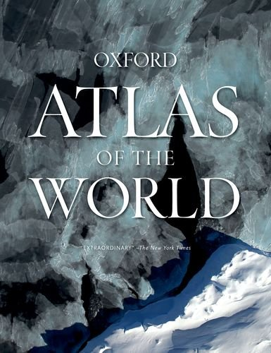 Atlas of the World cover