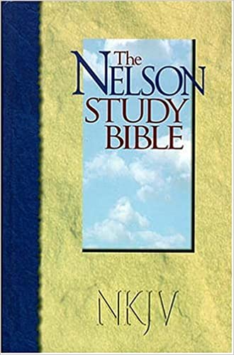 The Nelson Study Bible: New King James Version (Nelson 2885