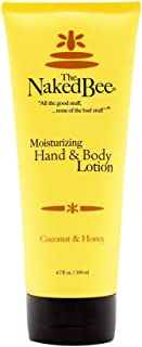 product image for The Naked Bee Moisturizing Hand & Body Lotion, 6.7 Ounce, Coconut & Honey