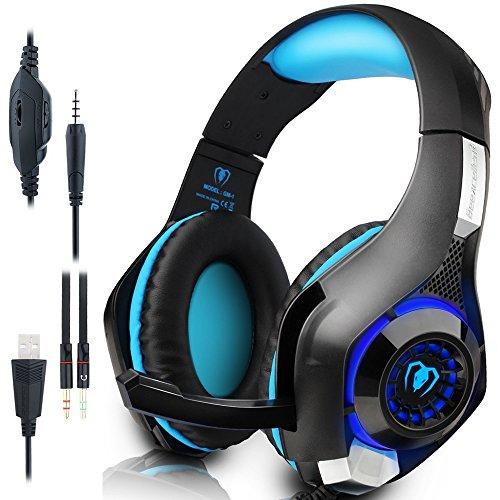 New Beexcellent Pro Game Gaming Headset Headphone Earphone ...