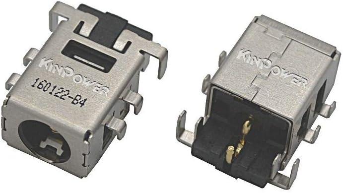 KINPOWER DC Jack Connecteur Alimentation pour ASUS X580VN X705 X705MA X705MB X705NA