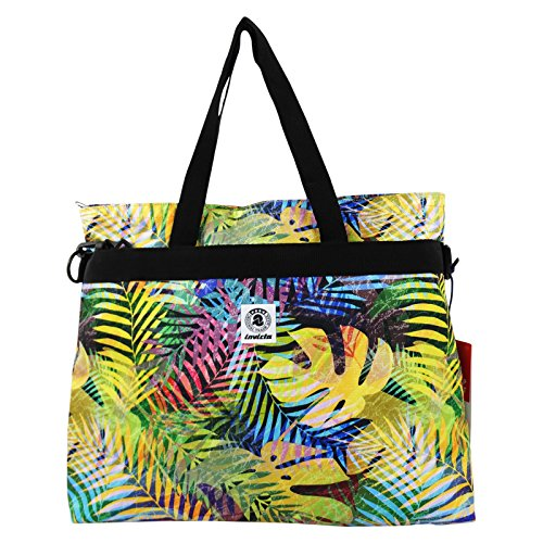 Invicta College Shopper Borsa a Mano da Donna Ragazza a Spalla Shopping Fashion Viaggio Multicolor Venta Barata Con Tarjeta De Crédito Vista A La Venta Barato 2018 rpVvbz9