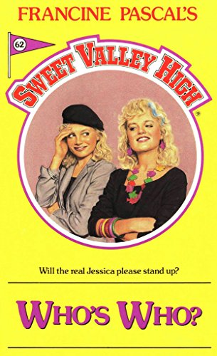 Amazon Whos Who Sweet Valley High Book 62 Ebook Francine