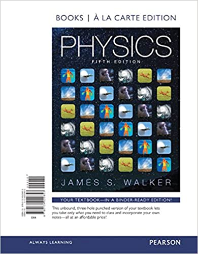 Amazon physics books a la carte edition 5th edition amazon physics books a la carte edition 5th edition 9780134020853 james s walker books fandeluxe Image collections