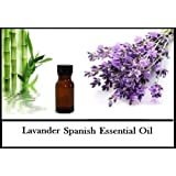 Lavender Spanish (Lavandula stoechas) Essential Oil 100% Pure & Natural (30ml)