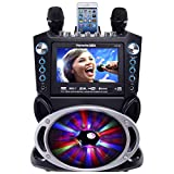 Karaoke GF842 DVD/CDG/MP3G Karaoke System with 7' TFT Color...