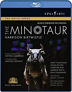 Birtwistle: The Minotaur [Blu-ray] [Import]