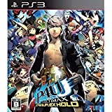 PS3 Persona 4 The Ultimax Ultra Suplex Hold Japan Video Game