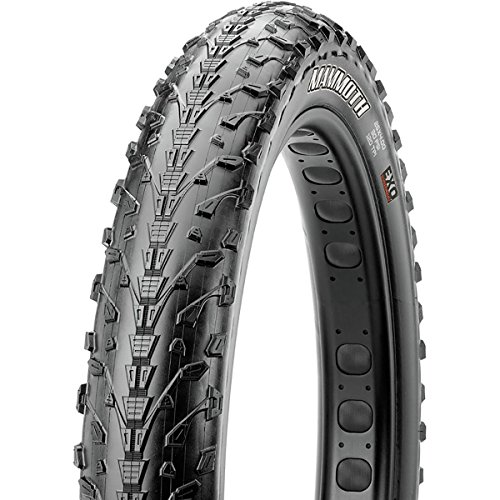 Maxxis Mammoth DC Exo 120TPI Folding Tire, 26-Inch