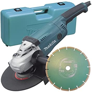 Flex 230mm 2200W Makita Winkelschleifer GA9020