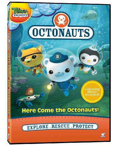 Octonauts - Here Come the Octonauts