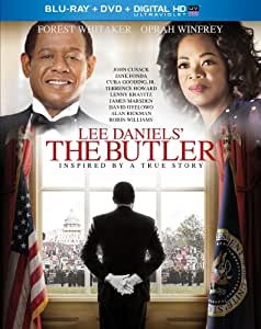 Lee Daniels' The Butler [Blu-ray Combo]