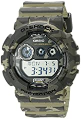 """For 25 years G-Shock G-Shock digital watches are the ultimate tough watch. Providing durable, waterproof mens digital watches for every activity. G-Shock is the ultimate tough watch. It was born from a developer's dream of """"creating a watch t..."""