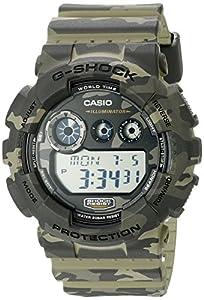 Casio G-Shock Men's GD-120CM