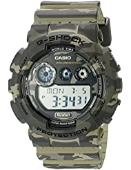 G-Shock Mens GD-120CM Camo Sport Watch