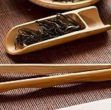 Natural Bamboo Tea Scoop Spoon Tea Leaves Chooser Holder Kungfu Tea Accessaries by STCorps7