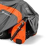 Husqvarna Snow Thrower Blower Protective Heavy Duty Tarp Cover, Gray | 582846301