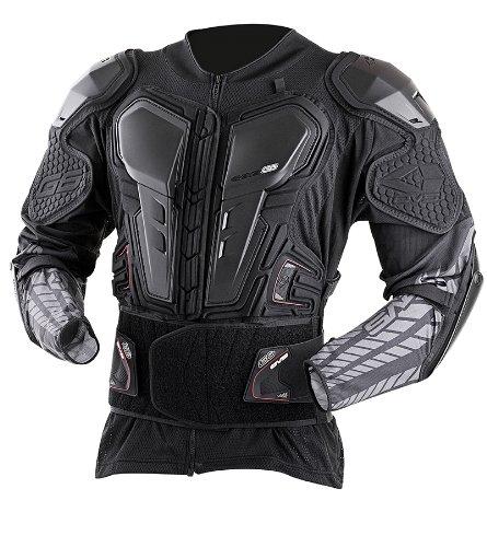 Evs Body Armor - EVS Sports G6 Ballistic Jersey (Black, Large)