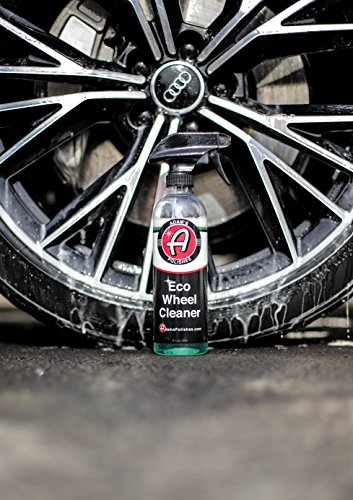 Adam's NEW Eco Wheel Cleaner Gallon - Safely Clean Any Wheel Finish - Tough on Dirt and Brake Dust But Gentle on Your Wheels and The Environment by Adam's Polishes (Image #3)