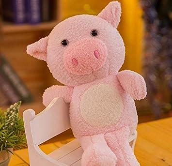 YOIL Lindo y Encantador Juguete Suave Peluches 30 cm Felpa de Peluche Juguete Suave Peluche Cerdo