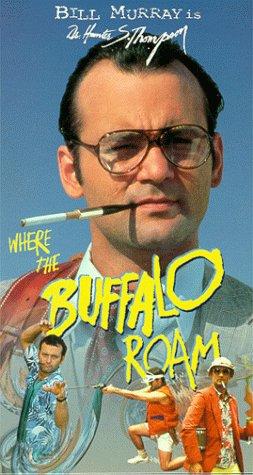 Where the Buffalo Roam [VHS]