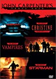 John Carpenter's Pack (Vampires, Christine, Starman)