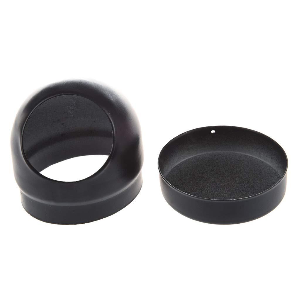 Rekkles Fer /à souder Cleaner Tip Cleaner Boule de Fil m/étallique Buse /éponge Boule Noir Porte-Stockage