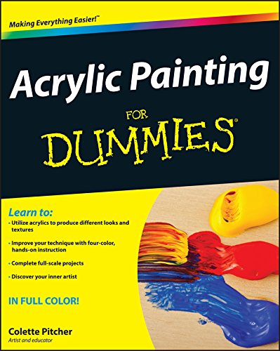 Acrylic Painting For Dummies Acrylic Painting For Beginners