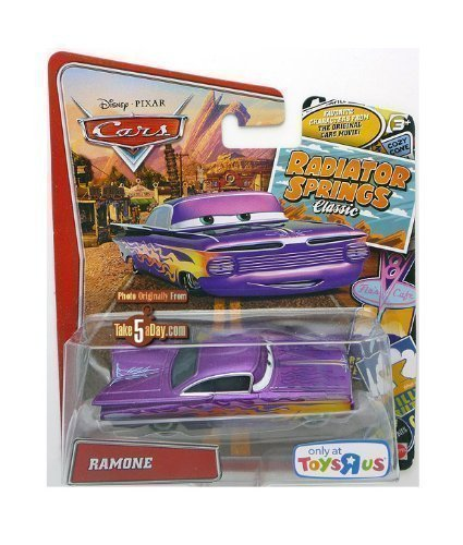 Disney Pixar Cars Ramone Radiator Springs Classic Exclusive