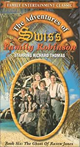 The Adventures of Swiss Family Robinson [USA] [VHS