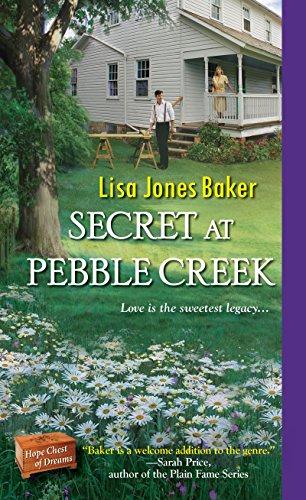 Secret at Pebble Creek (Hope Chest of Dreams Book ()