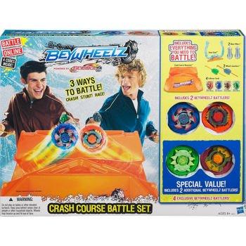 BeyWheelz Crash Course Battle Set