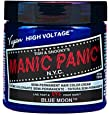 スペシャルセットMANIC PANICマニックパニック:Blue Moon (ブルームーン)+ヘアカラーケア4点セット