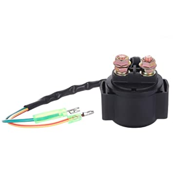 Starter Relay Solenoid For 1999 2000 2001 2002 03 2004 Honda Trx400Ex Fourtrax